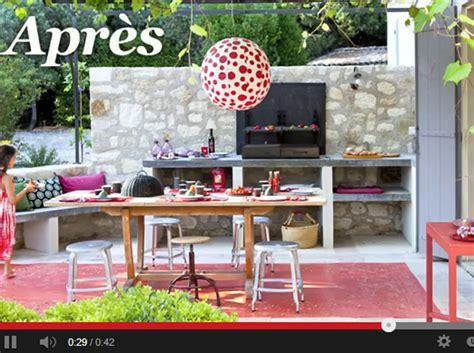 cuisine d exterieur stop motion une terrasse relookée en cuisine d 39 extérieur le journal de la maison