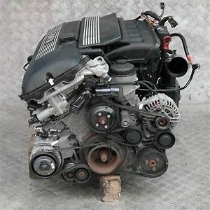 Bmw 5 Series E60 E61 525i Complete Engine M54 M54b25 256s5
