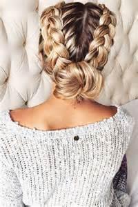 15 simple christmas themed hairstyle ideas for short long hair 2016 modern fashion blog