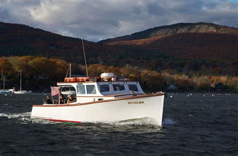Boat Dealers In Maine by 1945 Camden Maine Classic Lobster Yacht Power Boat For