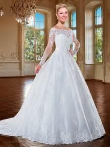 vestido de novia wedding dress aliexpress buy vestido de noiva 2016 sleeve wedding dress boat neck vestido de noiva
