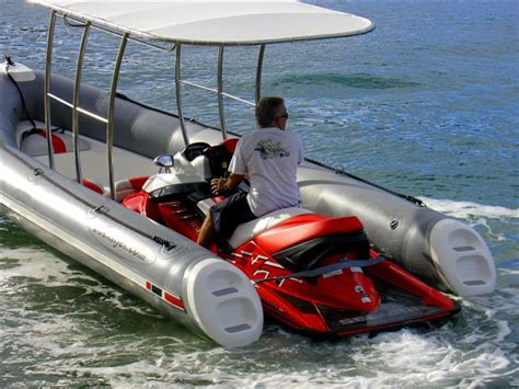 Jet Ski With Boat by Gallery Jet Ski Boat Attachment