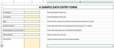 8 tips to master data validation in excel master data