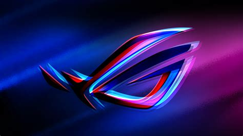 rog logo hd computer  wallpapers images backgrounds