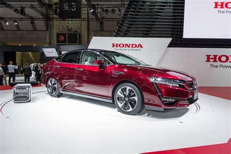 Lada A Pila by Clarity Fuel Cell El Primer Honda Con Pila De Combustible