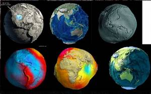 Earth Real Shape images