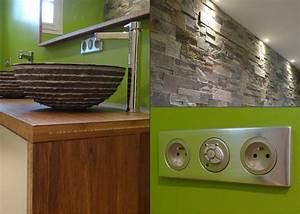 ruban led salle de bain clairage salle de bain led With carrelage adhesif salle de bain avec flexible led strip