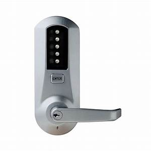 kaba simplex 5000 series cipher mechanical push button With cipher door lock