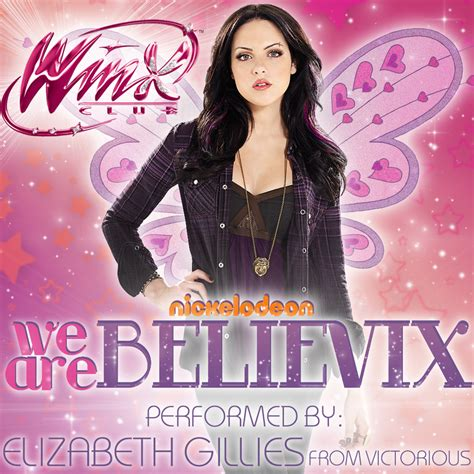 elizabeth gillies we are believix we are believix elizabeth quot liz quot gillies wiki fandom