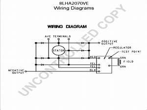 High Performance Alternator Wiring Diagram