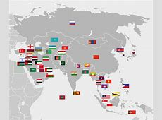 FileMap of Asia with flagssvg Wikipedia