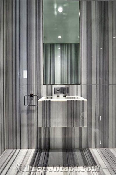 Striato Olimpico Marble Bathroom Design, Striato Olimpico