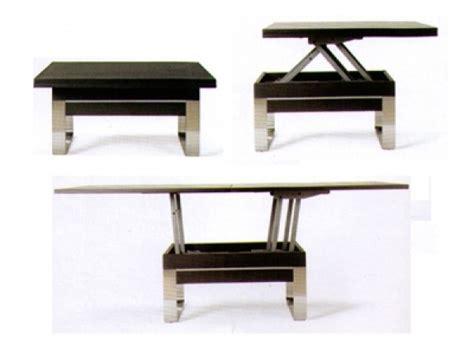 Table Basse Manger Transformable