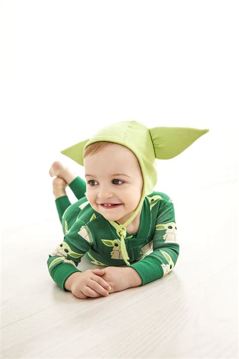 Star Wars the Child Pilot Cap | Hanna Andersson Baby Yoda ...