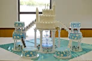 cinderella quinceanera ideas sandcastle quince cake with u name it