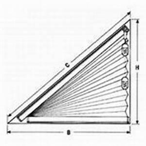Gardinen Für Dreiecksfenster : plissee sonderformen schr ge u trapezf rmige faltstores ~ Michelbontemps.com Haus und Dekorationen