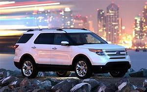 Ford Explorer Wallpapers - 2012 and 2013 Ford Explorer
