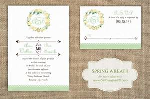 spring wedding invitations preview get creative blog With wedding invitation printing in electronic city
