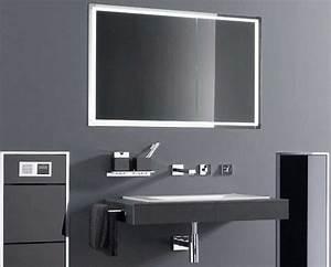 Eck Spiegelschrank Bad : einbau spiegelschrank bad mit led beleuchtung und einige regale ~ Frokenaadalensverden.com Haus und Dekorationen