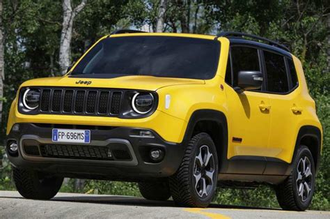 Indiabound 2019 Jeep Renegade Gets Trailhawk Version With