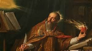 Image result for images of st. augustine of hippo