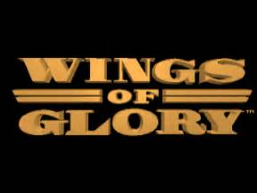 wings  glory dos games archive