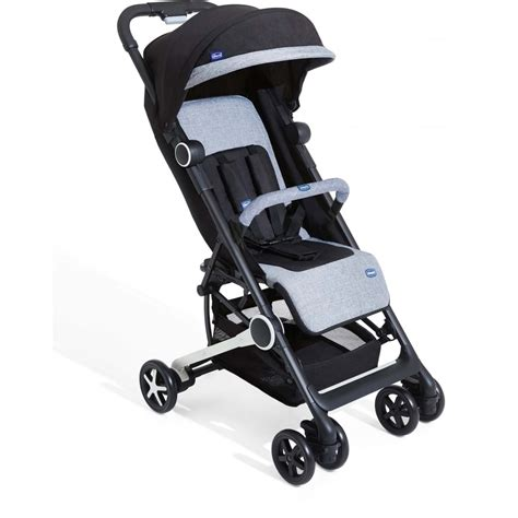 Mini Chicco by Chicco Mini Mo 2 Stroller Black From W H Watts Pram Shop