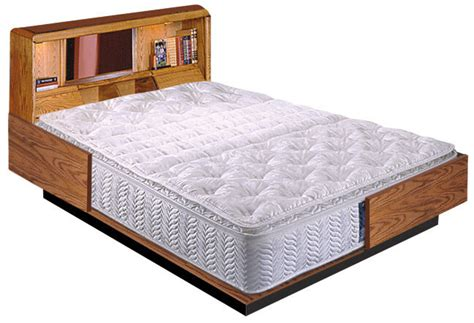 waterbed mattress cover california king hardside pillowtop zippered waterbed