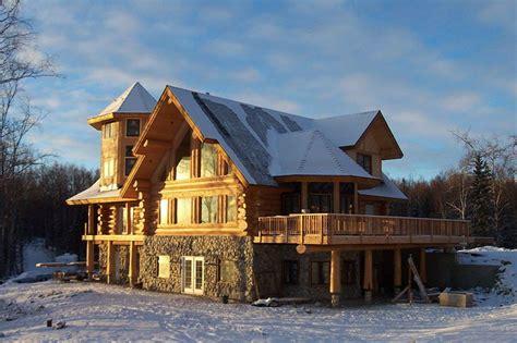 alaska       house alaska house log homes cabin style homes