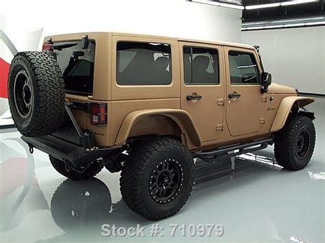 tan jeep lifted image gallery tan jeep