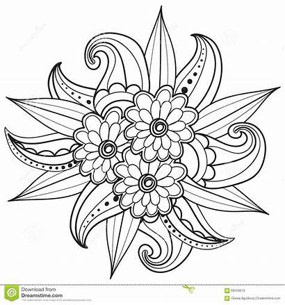 Coloring Adult Pages Animal Patterns Books Floral