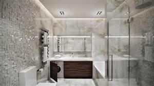 Waschmaschine In Küche Integrieren : modernes apartment mit atemberaubender inneneinrichtung in deutschland ~ Markanthonyermac.com Haus und Dekorationen