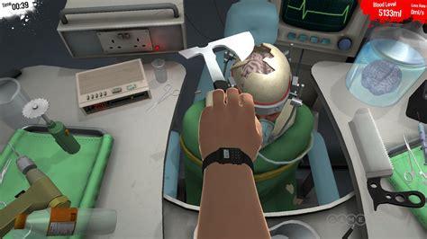surgeon simulator  review gamespot