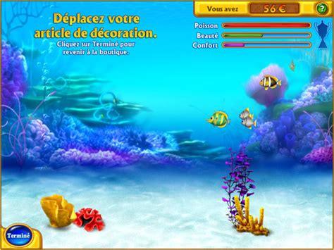 jeu de poisson aquarium fishdom jeux gratuit