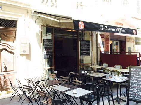 cuisine française marseille le commis d 39 office spots