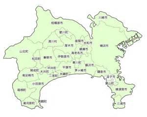 神奈川県:画像 : 神奈川県地図画像集 - NAVER まとめ