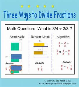 10 Best Images About Fractions On Pinterest
