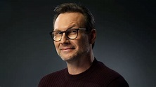 Why does Christian Slater keep playing outsiders? - YouTube