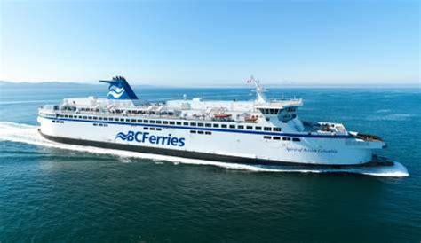 spirit  british columbia bc ferries british columbia