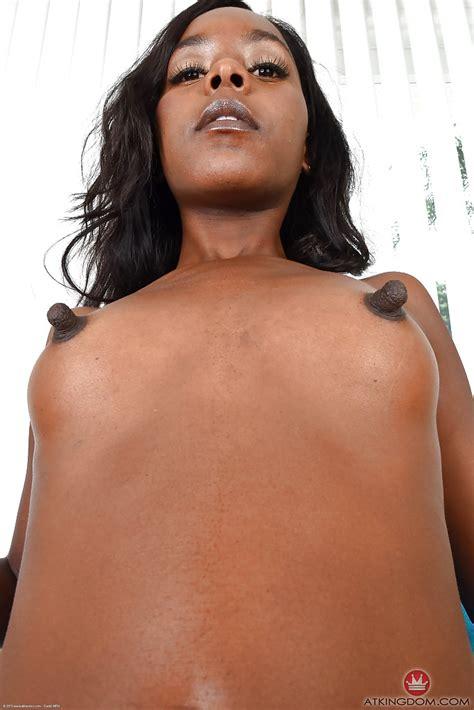 Beautiful Ebony Big Tits