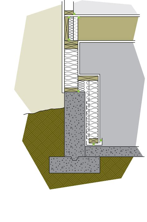 Framing Concrete Basement Walls by Emprisonnons La Chaleur Chapitre 6 L Isolation Des