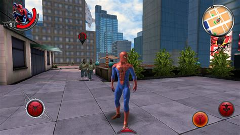 android applications   amazing spider man