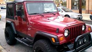 1998 Jeep Wrangler Sport Walk Around