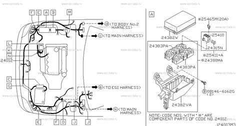240 wiring for x trail t30 nissan x trail auto parts