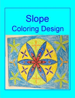slope finding slope   points coloring activity