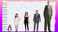 How Tall Is Anna Kendrick? - Height Comparison! - YouTube