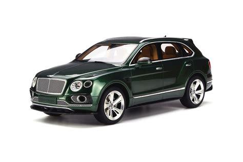 bentley bentayga sport package model car collection gt