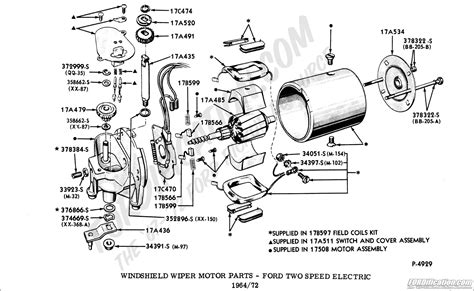 Ford F 250 Wiper Motor Wiring by How To Wire A Windshield Wiper Motor Impremedia Net