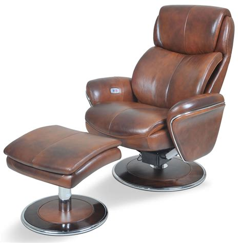 ergonomic leather saddle chair ottoman from cozzia