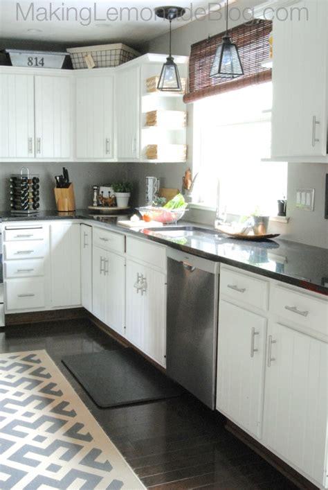 hometalk budget friendly modern white kitchen renovation